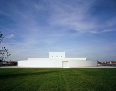 Campo Baeza || Daycare Center for Benetton (Treviso, Italy) - 2007
