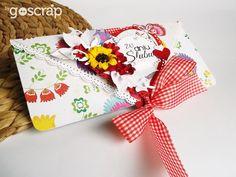 by Ladybug #goscrap #scrapbooking #cardmaking