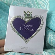BRAND NEW Vera Wang Princess Got as a gift and don't use this perfume. Still in plastic!!! Vera Wang Other