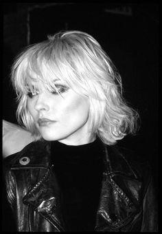 Debbie Harry Hair, Blondie Debbie Harry, Debbie Harry Style, Cut My Hair, New Hair, Hair Cuts, Divas, Rock Hairstyles, Hair Looks