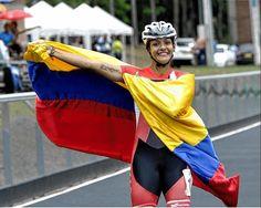 Paola Segura ganó este lunes la prueba de los 500 metros, mientras que Valeria… Dio, Dresses, Mondays, Safety, Sports, Vestidos, Dress, Gown, Outfits