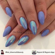 We have made a photo collection of our TOP 10 Beautiful Glitter Nail Designs that you will for sure love to try.