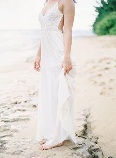 Romantic Oahu Love Session - Bajan Wed : Bajan Wed