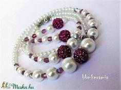Beaded Bracelets, Beads, Jewelry, Fashion, Beading, Moda, Jewlery, Jewerly, Fashion Styles