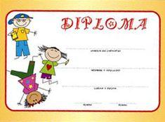 Diplomas de Jardín | DIPLOMAS