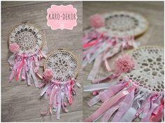 dreamcatcher pink white pastels baby