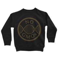 receive a 15% REFUND ON YOUR 1ST ORDER !!! No GMO's Kids Swe... click share on the pop-up at http://100percenthood.biz/products/no-gmos-kids-sweatshirt?utm_campaign=social_autopilot&utm_source=pin&utm_medium=pin