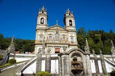 Igreja do Bom Jesus, Santuário do Bom Jesus do Monte, Bom Jesus, Braga, Portugal