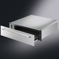 Smeg14cm Classic Warming DrawerCT15X
