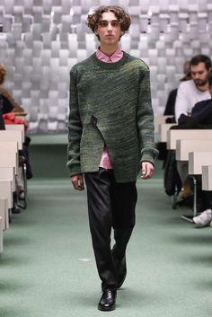 Namacheko, Sonbahar/Kış 2018, Paris, Menswear
