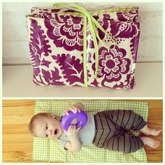 Prudent baby Travel Changing Pad by Stephsnotes.