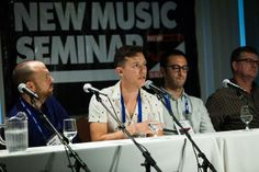Stephen Valenta (Reporting/Finance/Ad Ops, 8tracks) speaking at The Movement: SoundExchange Presents: Radio on the Edge. #NMS2013