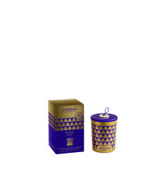 Bougie décorative parfumée rechargeable Figue Noire