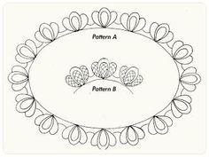 A collection of pictures: Round lace. Imitation. Painting lessons from Arlene Linton
