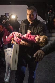 Syrian Refugees Canada: One Family On First Flight To Arrive Calls Country 'Paradise'
