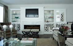 Electric Fireplace Design, Pictures, Remodel, Decor and Ideas - page 11