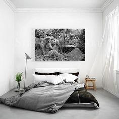 Guardian Angel  #angel #guardianangel #blackandwhite #etsyshop #etsyseller #etsy  #art #home #interior #interiordesign #design #photography #prints  Available to buy on Etsy. StrawHouseArt