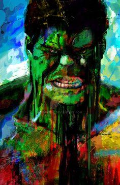 Popular items for marvel hulk on Etsy Hulk Marvel, Ms Marvel, Hulk Avengers, Marvel Heroes, Marvel Dc Comics, Wood Art Panels, Panel Art, Comic Books Art, Comic Art