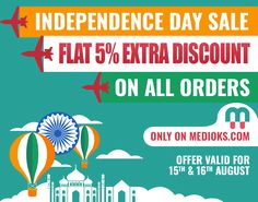 Exclusive !!! Independence Day Sale - Flat 5% Off - On all Orders Hurry !!! Buy Now #independenceday #independencedaysale #independencedayweekend #independencedayindia #independencedaycelebration #august #independencedaysales #independencedayspecial #independence #independencedayoffer #independencedayofindia #independencedaycelebrations #sale #happyindependenceday #flatoff #medicalbooks #books #madeinindiabrand #atmanirbharbharat Independence Day Special, Books Online, Dental, Online Shopping, Medical, Flat, Bass, Net Shopping, Medicine