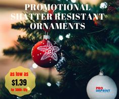 Promotional shatter resistant ornaments will help you to position your brand logo over the Christmas tree in homes of your customers. These custom shatter resistant ornaments are available in a wide selection of colors of your choice. Christmas Offers, Unique Christmas Gifts, Christmas 2019, Christmas Bulbs, Holiday Decor, Promotion, Christmas Light Bulbs