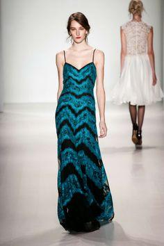 Just you #TadashiShoji #NYFW #FashionWeek #Justyou