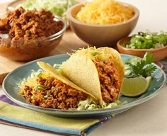 Turkey Italian Tacos- $1.87/serving   *Here's how we figured it out. We went to the website of a popular supermarket in the northeast and calculated the total price of recipe ingredients divided by number of portions per recipe. Prices will vary by store and location so keep that in mind!