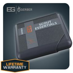 Gerber Bear Grylls Scout Essentials Kit | KnifeWarehouse.co.uk