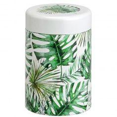 Puszka na herbatę 125 g Eigenart Dżungla roślinna EA-3570622