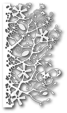 Memory Box Die Aberdeen Branches 99165 now available at The Rubber Buggy Memories Box, Aberdeen, Diy And Crafts, Arts And Crafts, Paper Crafts, Free Paper Flower Templates, Wood Burning Tips, Memory Box Dies, Light Project
