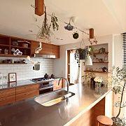 Kitchen,観葉植物,ナチュラル,植物,雑貨,キッチンに関連する他の写真