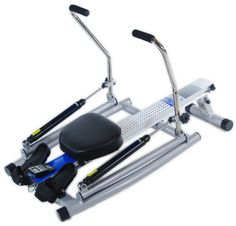 Rowing is widely acknowledged to be one of the best all around fitness activities. All major muscle groups including legs, arms, back, abdominal and buttocks are used extensively while rowing.