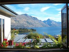 Queenstown Apartment accommodation. Panorama Place