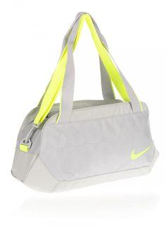 Bolsa Nike C72 Legend 2.0 S | Treino e Corrida - Cinza e Verde