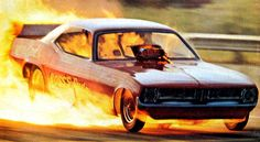 Old School - From the pages of Car Craft & Hot Rod Magazines