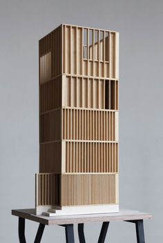 ARCHITECTURAL MODELS: