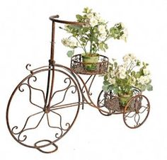 Decorative metal wall art wholesale home decor metal - Wrought iron bicycle wall art ...