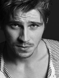 """I really liked the character Garrett Hedlund played in """"Country Strong"""" he is good looking but I think, it is the attitude:)"""