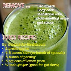 juice can remove bad breath? juice can remove bad breath? juice can remove bad breath? Detox Juice Recipes, Green Juice Recipes, Healthy Juice Recipes, Juicer Recipes, Cleanse Recipes, Healthy Juices, Healthy Smoothies, Healthy Drinks, Green Smoothies