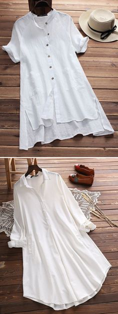 UP TO 55% OFF! Find Plus Size Fashion and Vintage Tops,Shirts,Blouse,and T shirt on Newchic. Lots of Summer Outfits for You. SHOP NOW! #white#fashion#tops#shirts