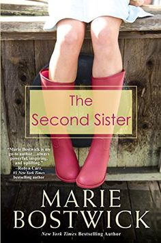 """Marie Bostwick is my go-to author.always powerful, inspiring, and uplifting. –Robyn Carr, New York Times bestselling authorPraise for Marie Bostwick and Her Novels """"Bostwick handles se… Sisters Book, Two Sisters, Date, Books To Read, My Books, Sewing With Nancy, Thing 1, Book Nooks, New York Times"""