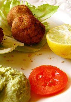 Falafel and Hummus Recipe