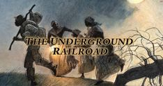 The Underground Railway: A Brief History Us History, Black History, Harriet Tubman Underground Railroad, Social Studies, Movie Posters, United States, Classroom, War, Class Room