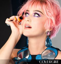Image result for how to make eyes look like katy perry