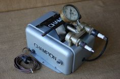 Vintage Champion Spark Plug Cleaner Vintage by PickersWarehouse, $450.00