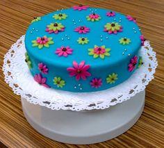 taart decoreren marsepein - Google zoeken