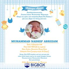 Pin by bigbox design on aqiqah invitation pinterest people also love these ideas stopboris Image collections