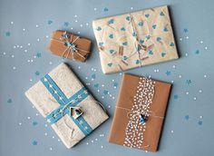 giochi di carta: giochi di carta #33 wrapping with diy paper tapes and punches