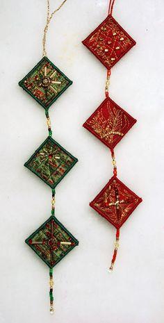 Christmas ornament inchies..