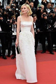 Cannes 2016: Kirsten Dunst in Dior.