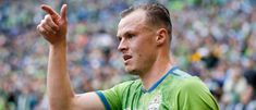 Seattle Sounders sign MLS Cup champ Brad Smith on permanent deal | MLSsoccer.com Childhood Cancer Awareness Month, Mls Cup, Sporting Kansas City, Toronto Fc, Seattle Sounders, Cardiff City, Soccer News, Western Conference, Usa Today Sports